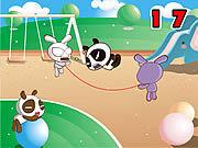 Игра Прыгать веревочки