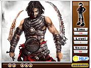 Игра Найти предметы - Принц Персии