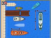 Игра Парковка лодки в Монако