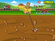 Игра Непослушные бобры на ферме