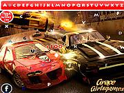 Игра Разрушенный автомобиль скрытые алфавиты