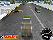 Игра Водитель фургона 3D