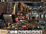 Игра Приключения Лакки - Поиск предметов