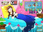 Игра Спящая принцесса Анна