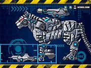 Игра Тигр на войне роботов