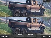 Игра Gmc грузовики - найди отличия