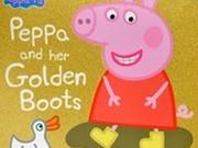 Игра Свинка Пеппа: Золотые Сапожки