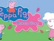 Игра Свинка Пеппа: Тренировка Памяти