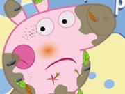 Игра Уход за Свинкой Пеппой