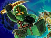 Игра Лего Ниндзяго: Спасение
