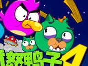 Игра Angry Birds 4